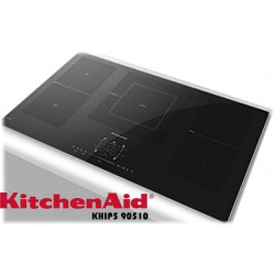 Table induction 5 foyers kitchenaid