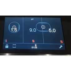 interface Gaggenau cx 492 110